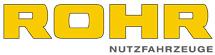 Logo ROHR Nutzfahrzeuge